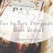 Pax by Sara Pennypacker Book Review | disappearinink.com