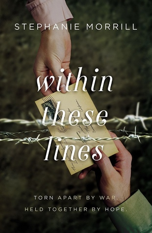 Within These Lines Blog Tour {Book Review + Favorite Quotes}