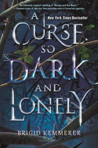 Review: 'A Curse So Dark And Lonely' ~ Brigid Kemmerer | MC Roberts Disappearinink.com