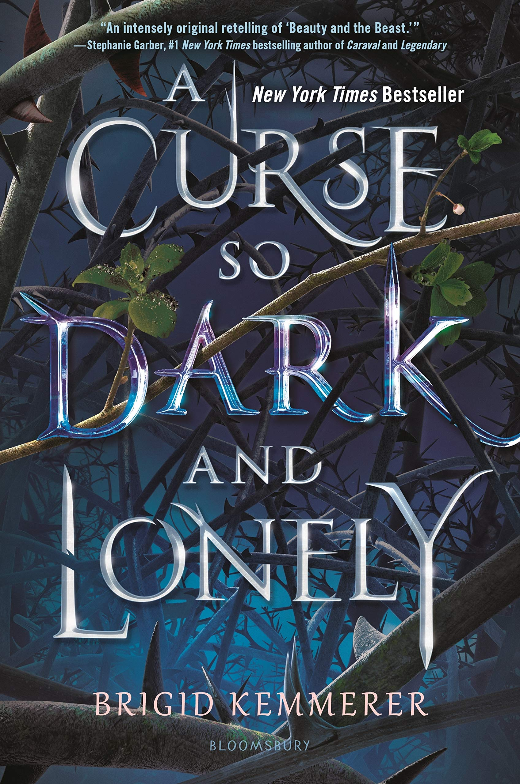 Review: 'A Curse So Dark And Lonely' ~ Brigid Kemmerer