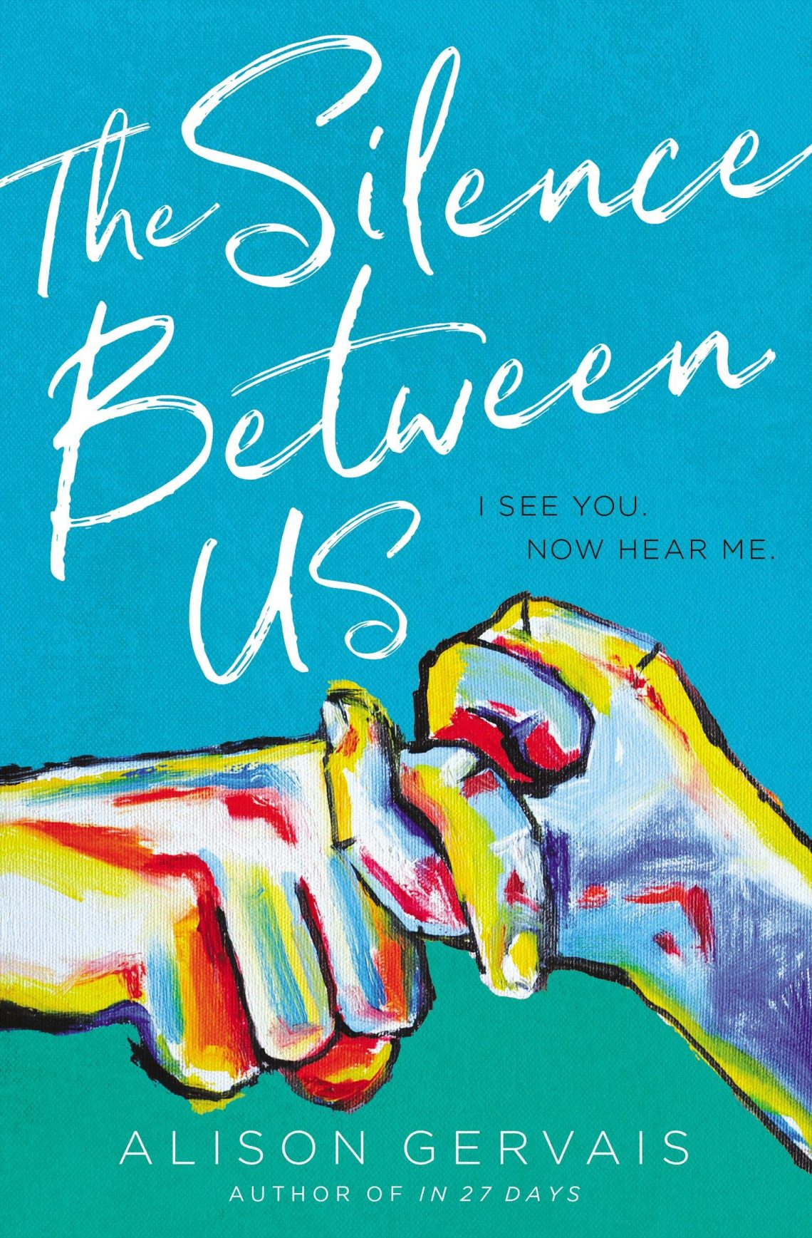 Review: 'The Silence Between Us' ~ Alison Gervais | MC Roberts Disappearinink.com