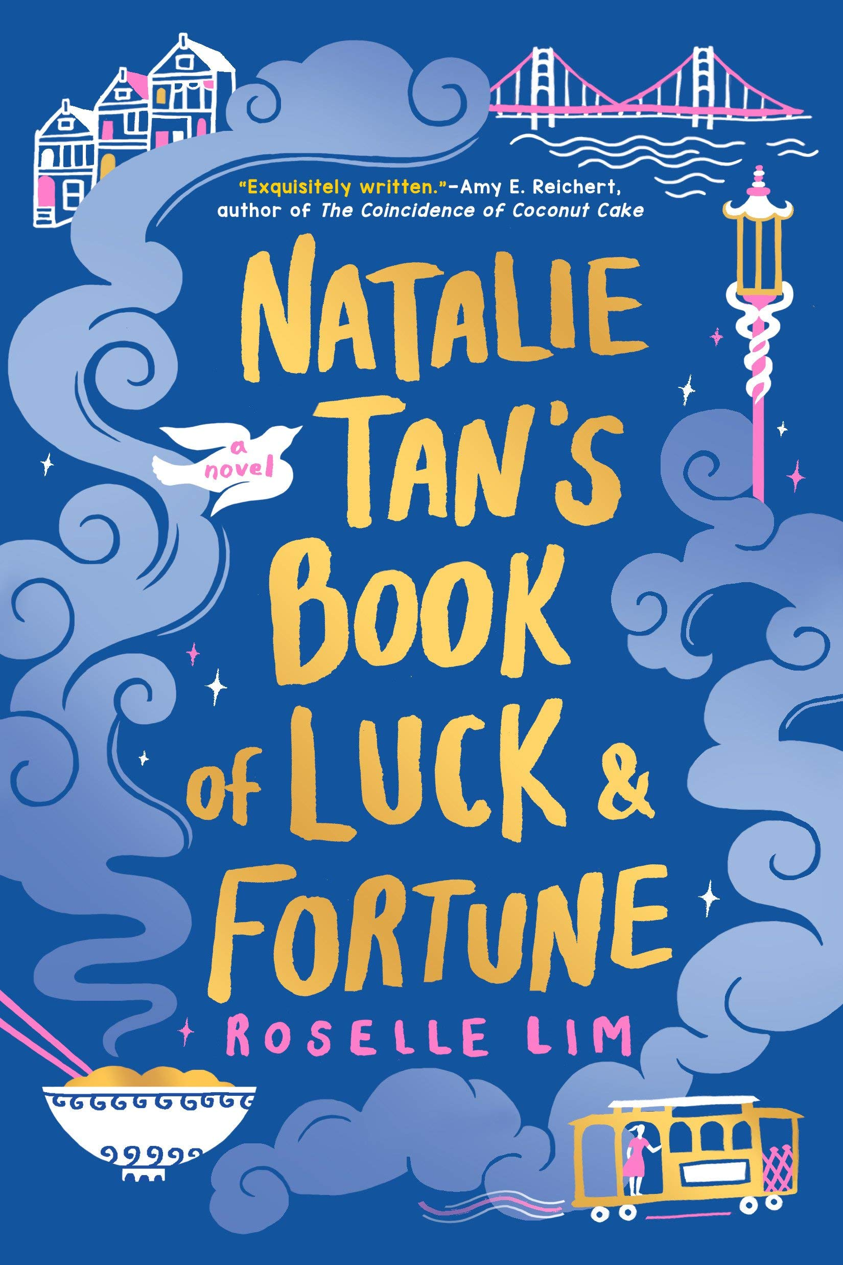 Review: NATALIE TAN'S BOOK OF LUCK AND FORTUNE ~ Roselle Lim