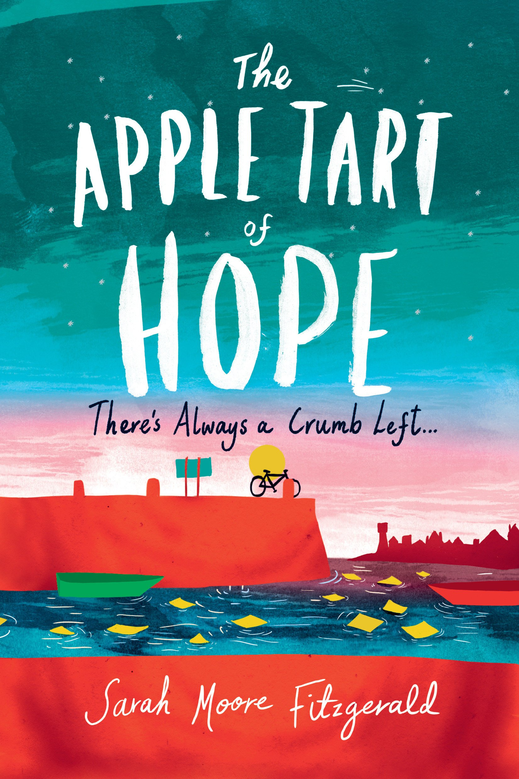 Review: THE APPLE TART OF HOPE by Sarah Moore Fitzgerald
